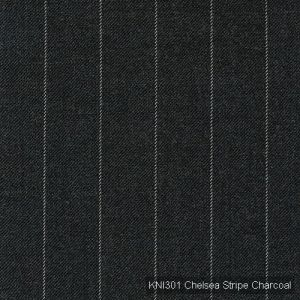 Kni301 chelsea stripe charcoal product detail