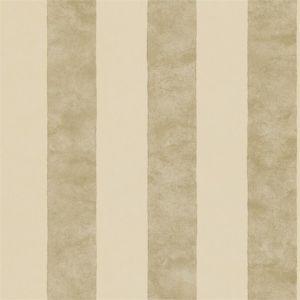 Sanderson Parchment Stripe Wallpaper Dclapw103 Top Designer
