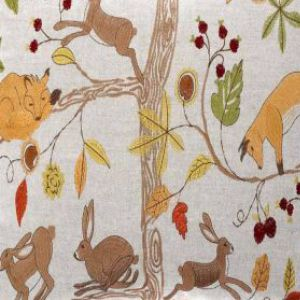 Fox   hare linen product listing