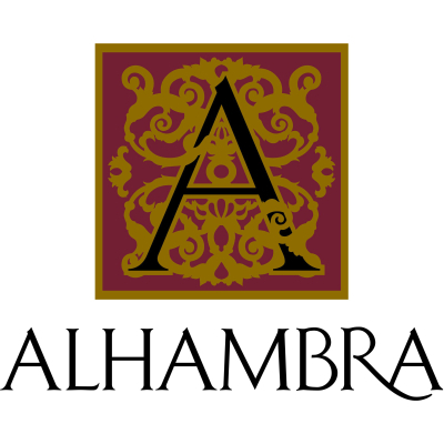 Alhambra logo product detail