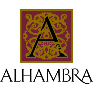 Alhambra logo product listing