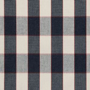 Essex check dark navy product listing