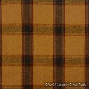 Cal008 callanish check raffia product listing