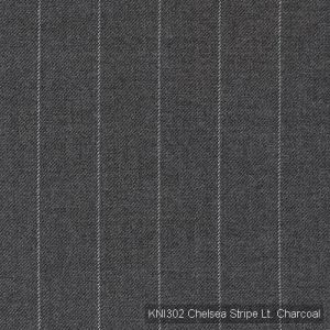 Kni302 chelsea stripe lt. charcoal product detail