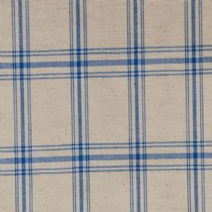 Holland check 1 nordic indigo oilcloth product listing