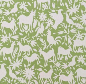 Otomi cactus wallpaper product listing