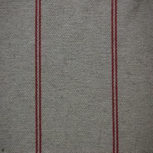 Art of the loom fabric galway stripe raspberry product detail