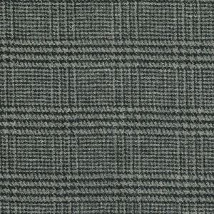 Art of the loom fabric demdike check charcoal product detail