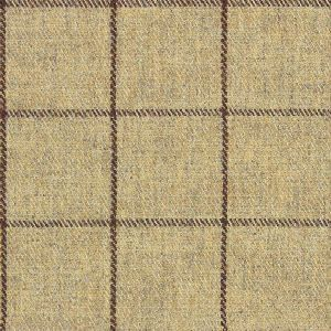 Art of the loom fabric elizabeth windowpane fawn brown product detail