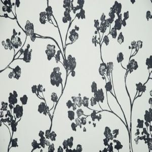 Ian mankin wallpaper wallcovering kew baltic charcoal product listing