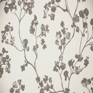 Ian mankin wallpaper wallcovering kew baltic grey product listing