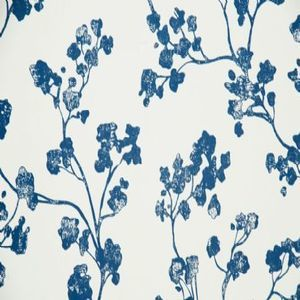 Ian mankin wallpaper wallcovering kew baltic navy product listing