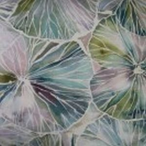 Voyage fabric nelumbo opal product detail