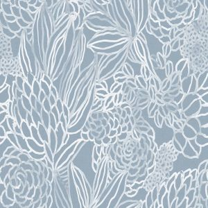 Voyage wallpaper elstow bluebell product detail