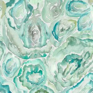 Voyage wallpaper malachite emerald product detail