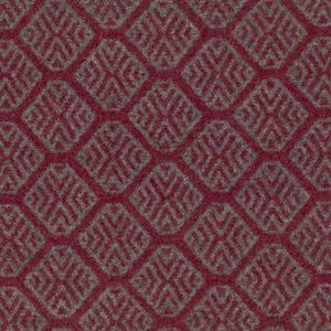 Ian mankin fabric gisburn burgandy product detail
