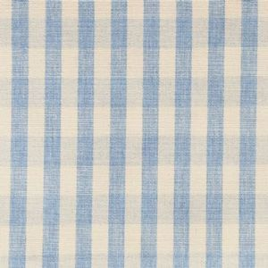 Ian mankin fabric suffolk check s bluebell product listing