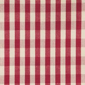 Ian mankin fabric suffolk check s peony product listing