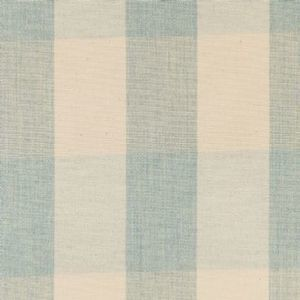 Ian mankin fabric avon check mint product listing
