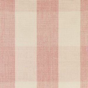 Ian mankin fabric avon check pink product listing