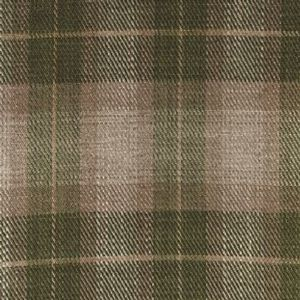 Ian mankin fabric kintyre check sage product listing