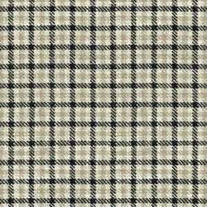 Ian mankin fabric nairn check charcoal product listing