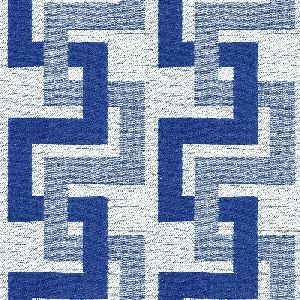 Ian mankin fabric knot cobalt product listing