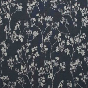 Ian mankin fabric kew charcoal product listing