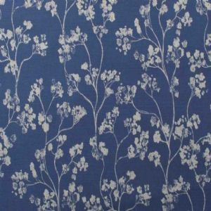 Ian mankin fabric kew navy product listing