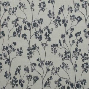 Ian mankin fabric kew nordic charcoal product listing