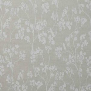 Ian mankin fabric kew nordic white product listing