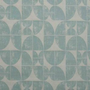 Ian mankin fabric acton mint product listing