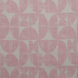 Ian mankin fabric acton pink product listing
