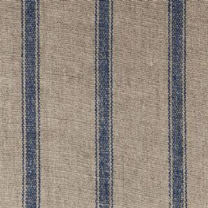 Ian mankin fabric angus stripe nordic navy product listing