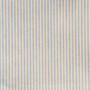 Ian mankin fabric candy stripe bluebell product listing