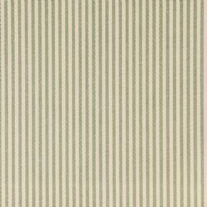 Ian mankin fabric candy stripe sage product listing