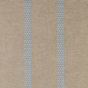Ian mankin fabric hopsack stripe bluebell product detail