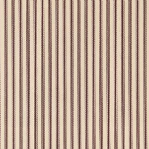 Ian mankin fabric ticking 01 brown product detail