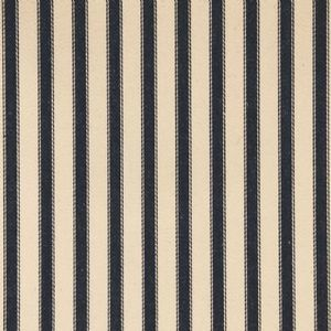 Ian mankin fabric ticking 2 black product detail