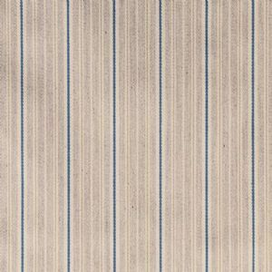 Ian mankin fabric vintage stripe 4 airforce product detail