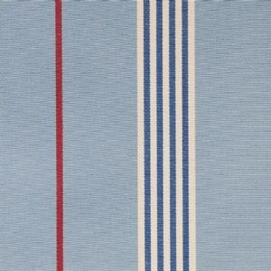 Ian mankin fabric worthing stripe sky product detail