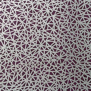Thibaut wallpaper t10407 plum product listing