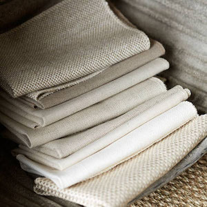 English linen product listing